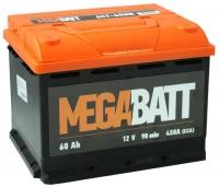 Mega Batt 60 А/h.