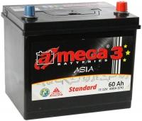 A-mega Asia Standard 60Ah
