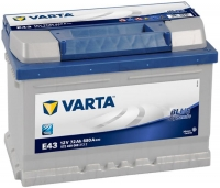 Varta Blue Dynamic E43 72Ah