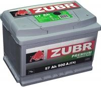 Zubr Premium 57Ah